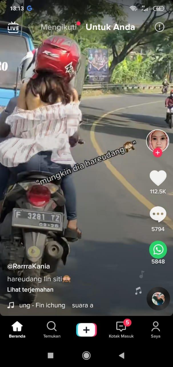 Link Full Video Viral Tiktok Mungkin Dia Hareudang