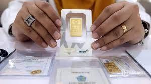 Harga Emas Batangan Antam Hari ini Sabtu 17 Juli 2021