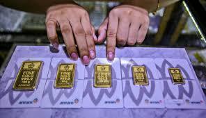 Harga Emas Antam dan UBS di Pegadaian (Rabu 21 Juli 2021)